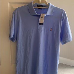 NWT Polo Ralph Lauren Men's M Short Sleeve Polo